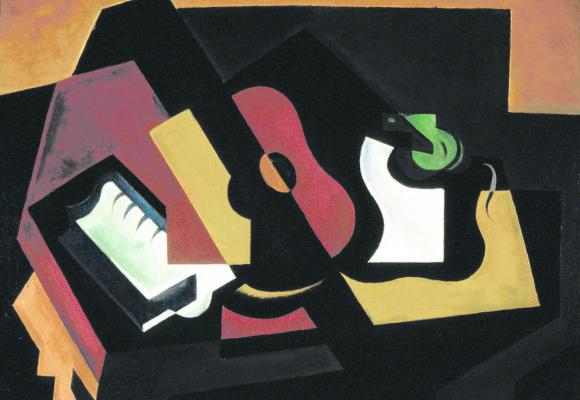 cubismo María Blanchard
