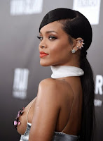 Rihanna Hairstyle Picture