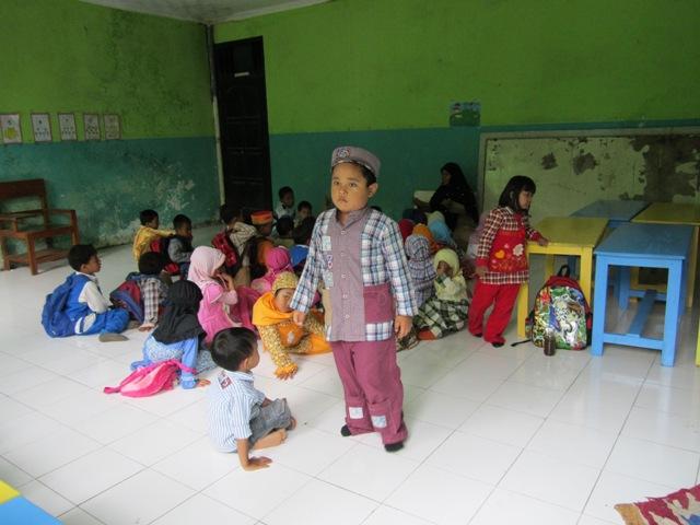 Beginilah Indahnya Idul Adha Dengan Pendidikan Memotong