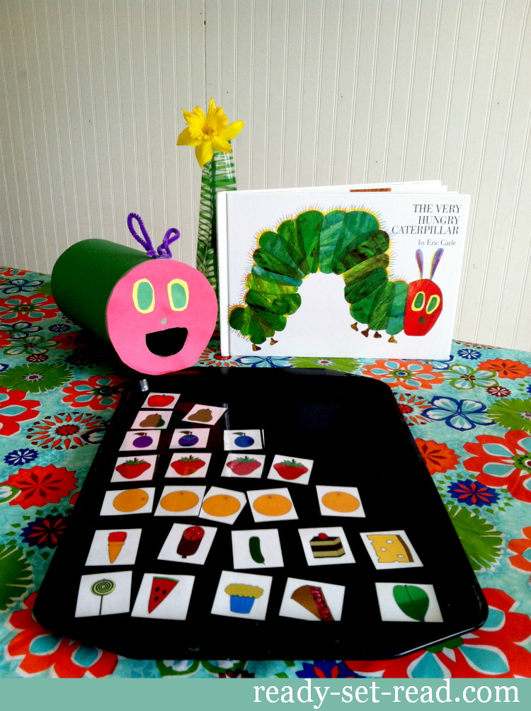 Eric Carle Book Activities, Insect Unit