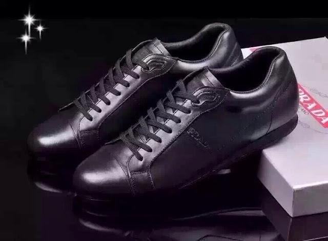 Giày da mềm thể thao Prada 1.500.000 VNĐ