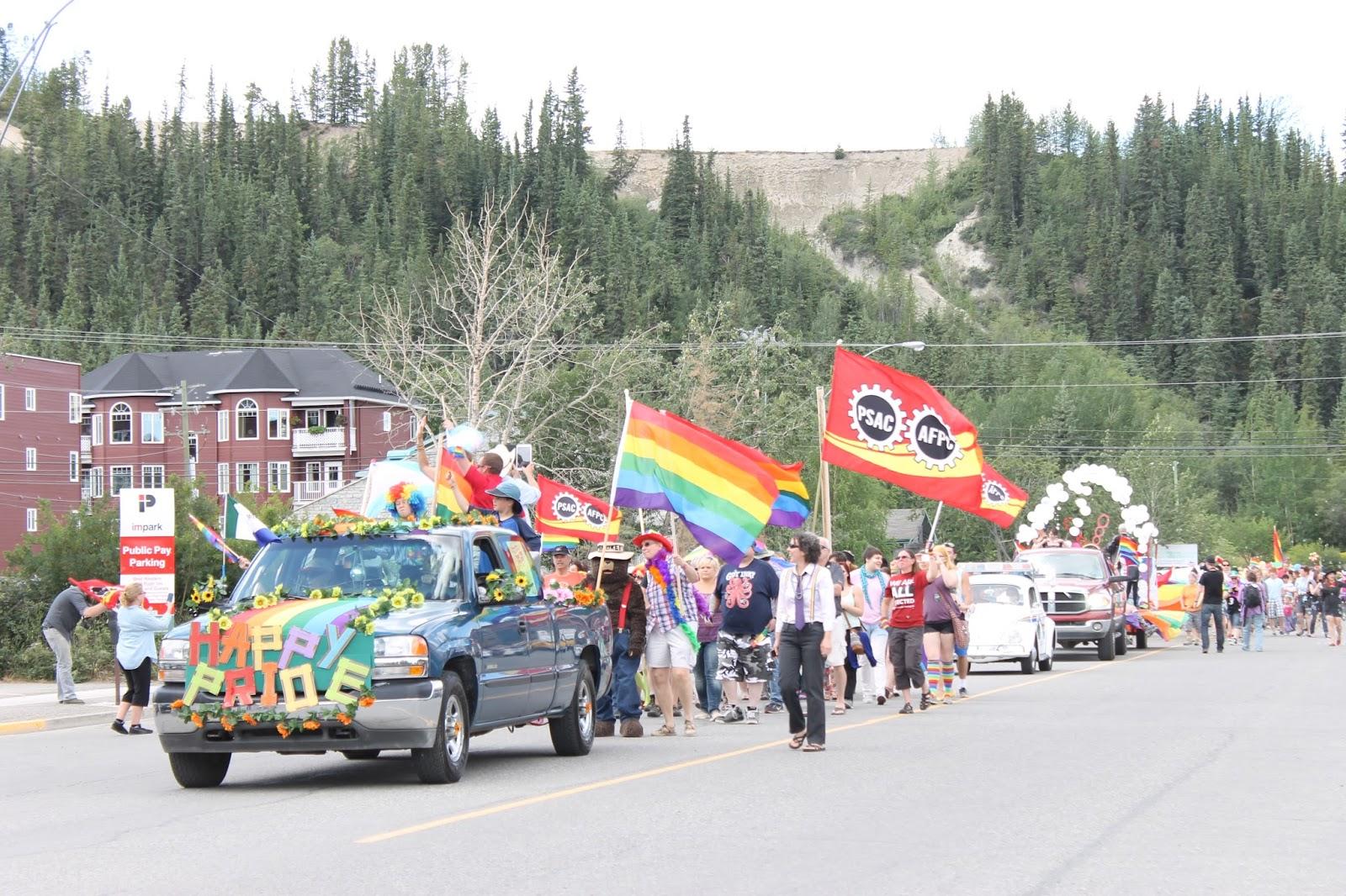 Yukon gay travel