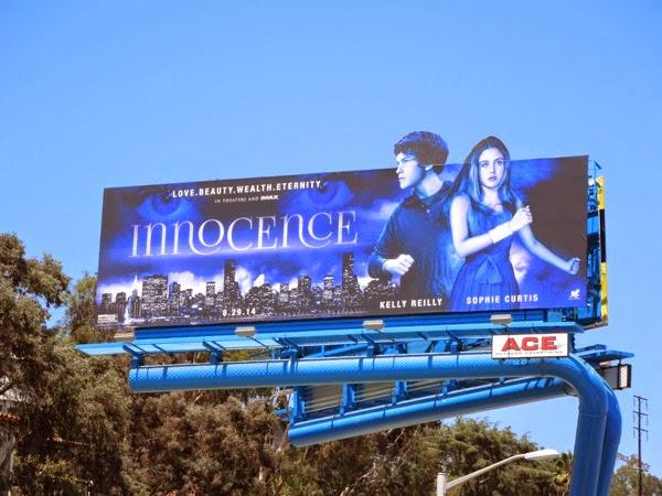 Innocence movie billboard
