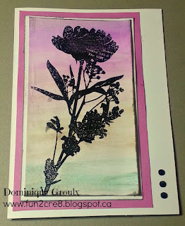 Sympathy card CTMH September SOTM  on fun2cre8.blogspot.ca