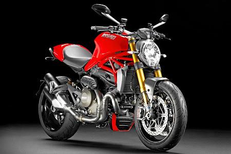 Ducati Monster 1200 S. Majalah Otomotif Online