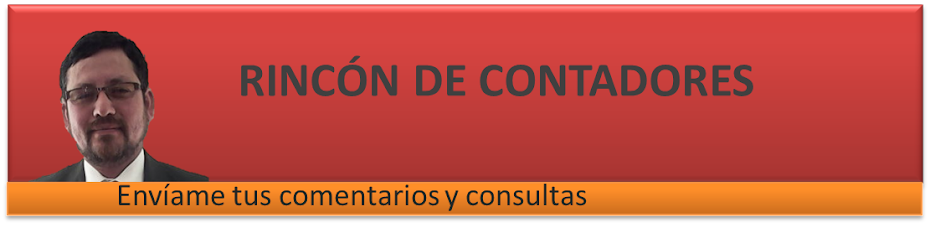 RINCON DE CONTADORES