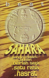 Sahara Band | Album The Best of Sahara