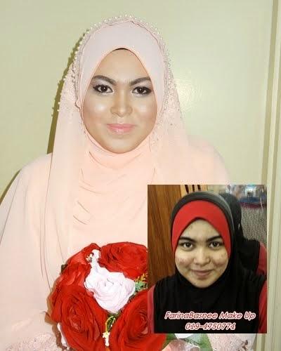 Mekap Pertunangan : Ema Zahra - Puchong, Selangor