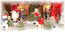 """""""kerstsfeer op het dorpsplein"""""""