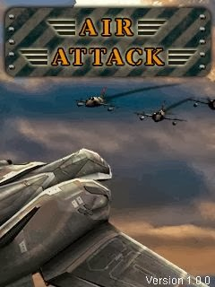 Air attack Touchscreen Mobile Game,games for touchscreen mobiles,java touchscreen mobile games