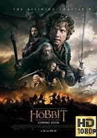 The Hobbit: The Battle of the Five Armies (2014) WEB-DL 1080p Latino-Ingles