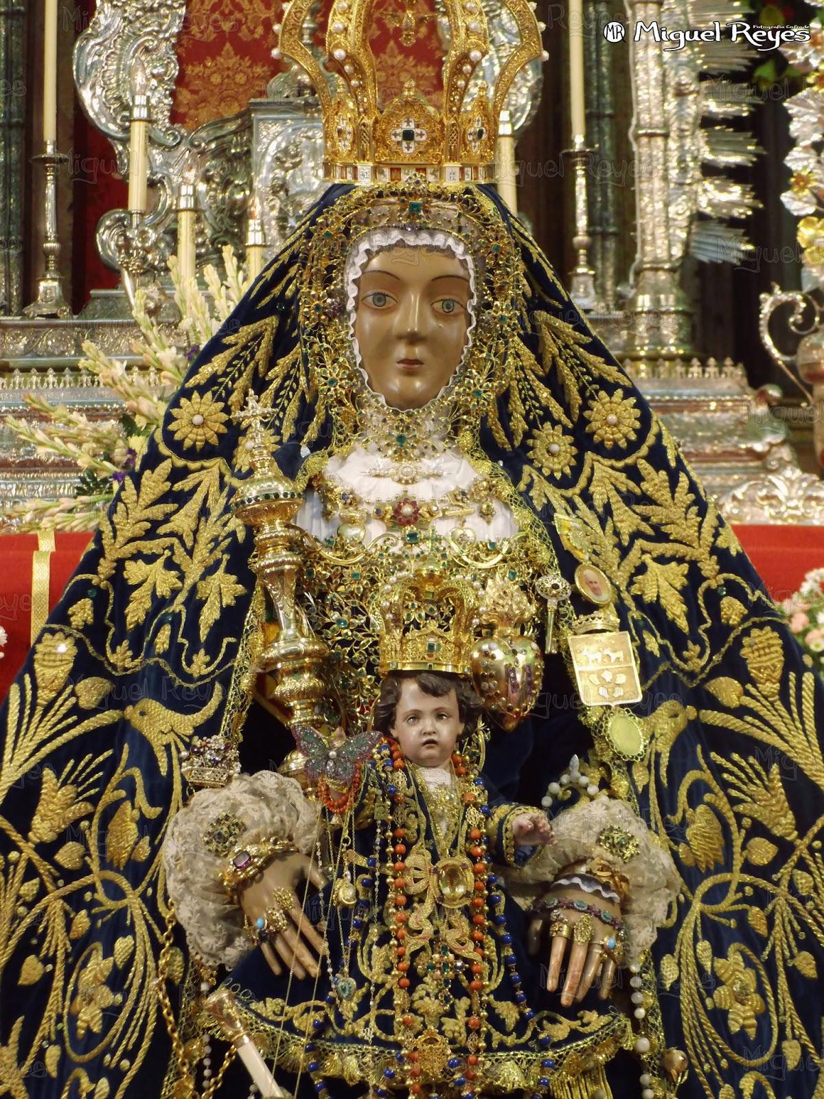 Virgen de la Sierra