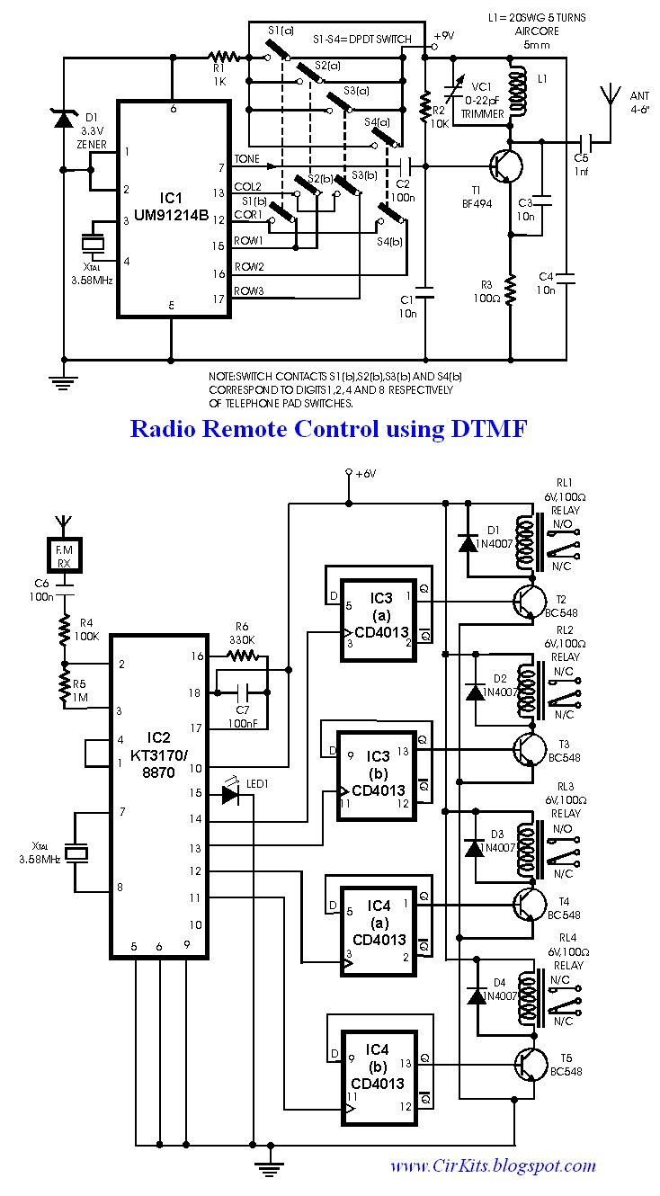 December 2012 Everyday Electronics Active Fm Antenna Amplifier By C2570 Here Is A Circuit Of Remote Control Unit Which Makes Use The Radio Frequency Signals To Various Electrical Appliances This