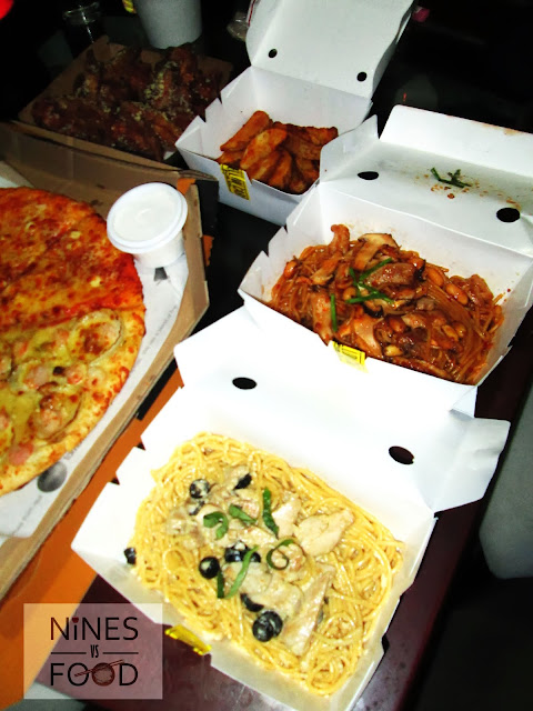 Nines vs. Food - Yellow Cab Pizza Co. Christmas Fleet-4.jpg