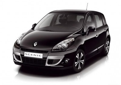 2011 Renault Scenic BOSE Edition
