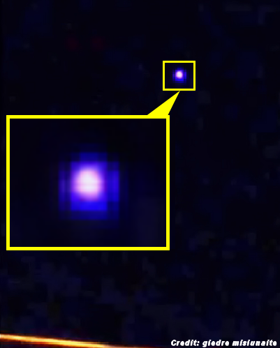 Mum Catches 'UFO' on Camera - Nov 2014