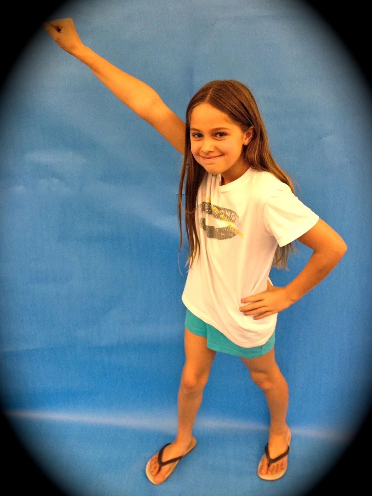 Mrs. Tanksley\'s Classroom Blog: Super Kids!