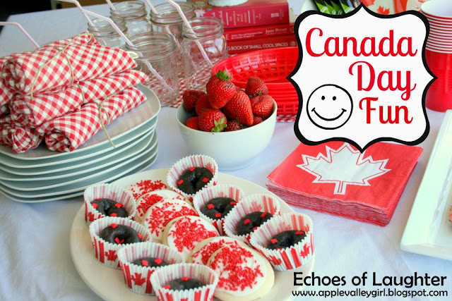 Canada Day Party Fun