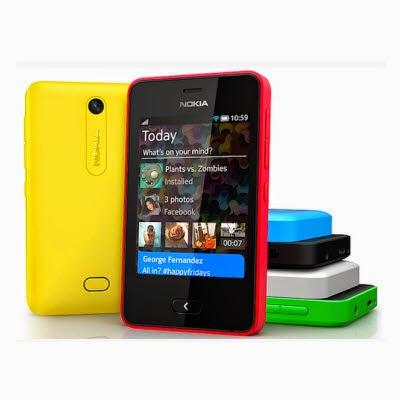 PayTM: Buy Nokia Asha 501 at Rs 2948 with Extra 300 cashback