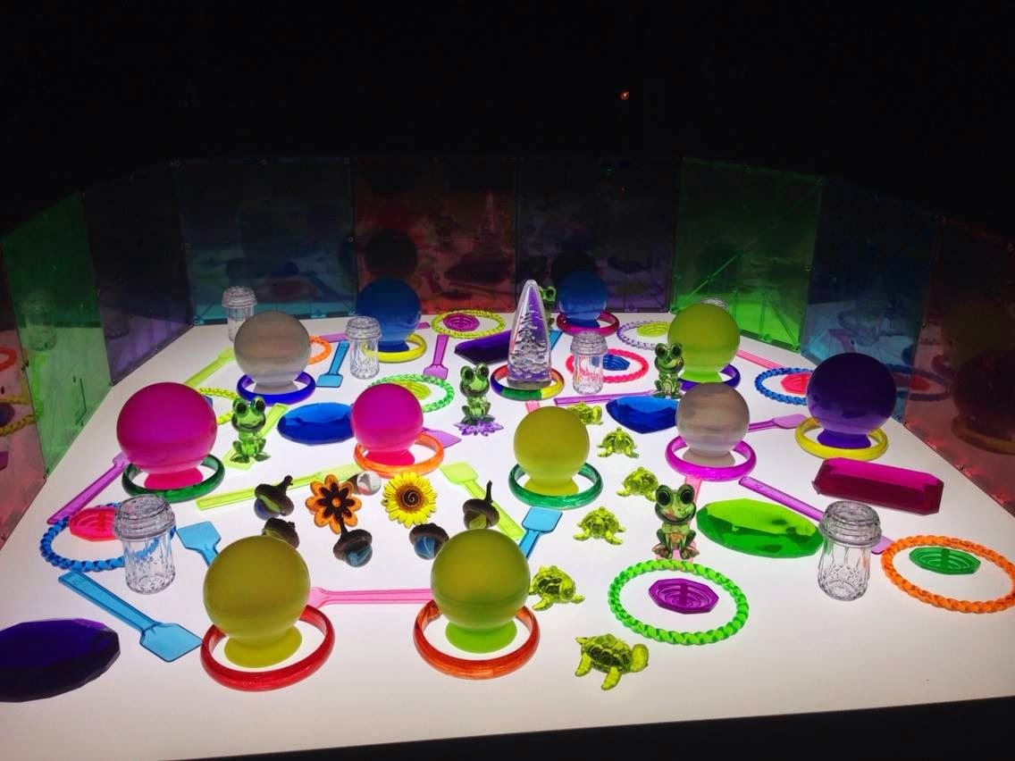 High Quality Super Creative Light Table Play