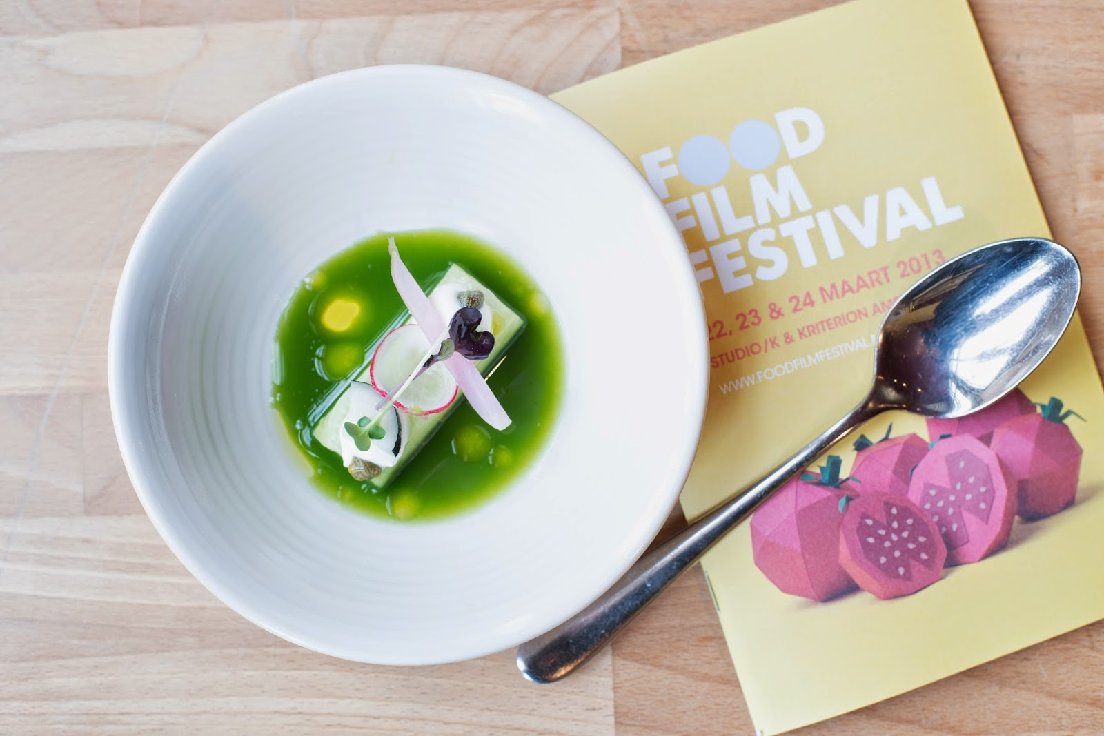 Food Film Festival 2014 Westerpark