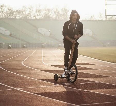 Halfbike, Opciones Ecologicas para Transporte Urbano