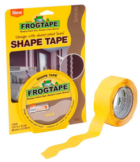 Frog Tape Shape Tape