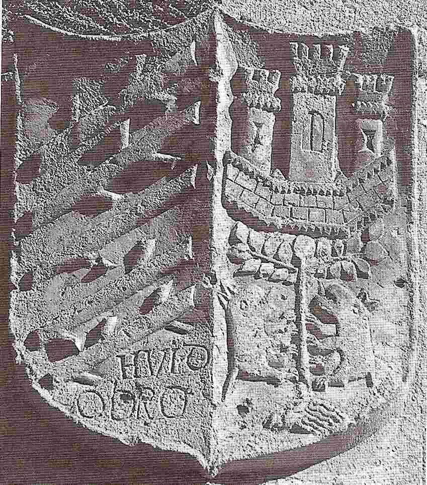 Escudo del Linaje Huidobro