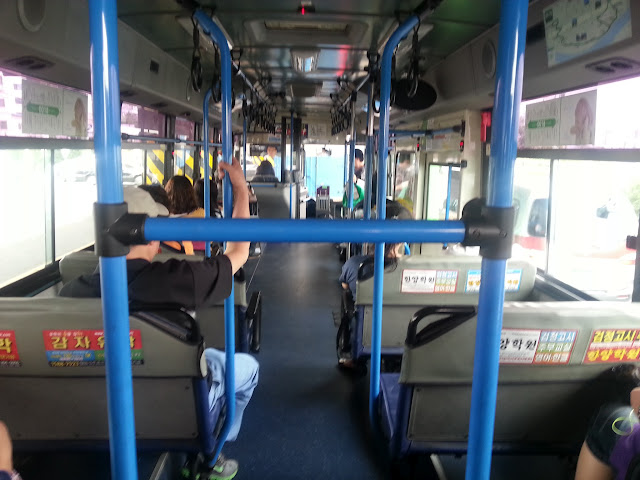 Bus in Seoul