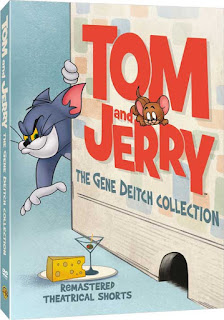 Enter the Tom and Jerry The Gene Deitch Collection DVD Giveaway. Ends 6/22