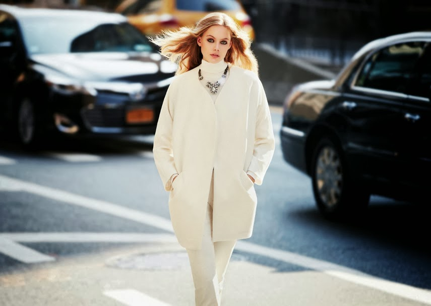 Frida Gustavsson for Koton FW 2013 Lookbook