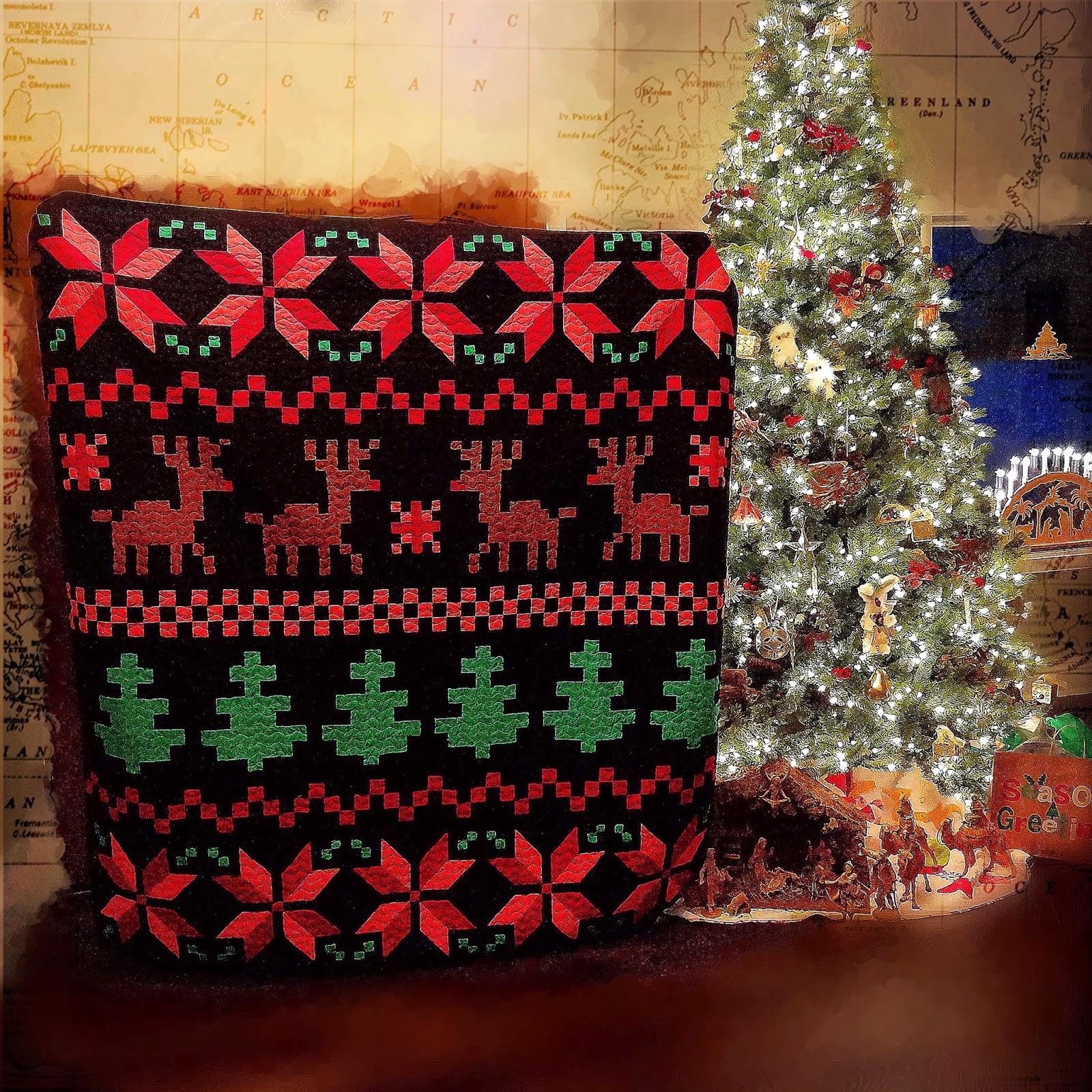 fair isle quilt