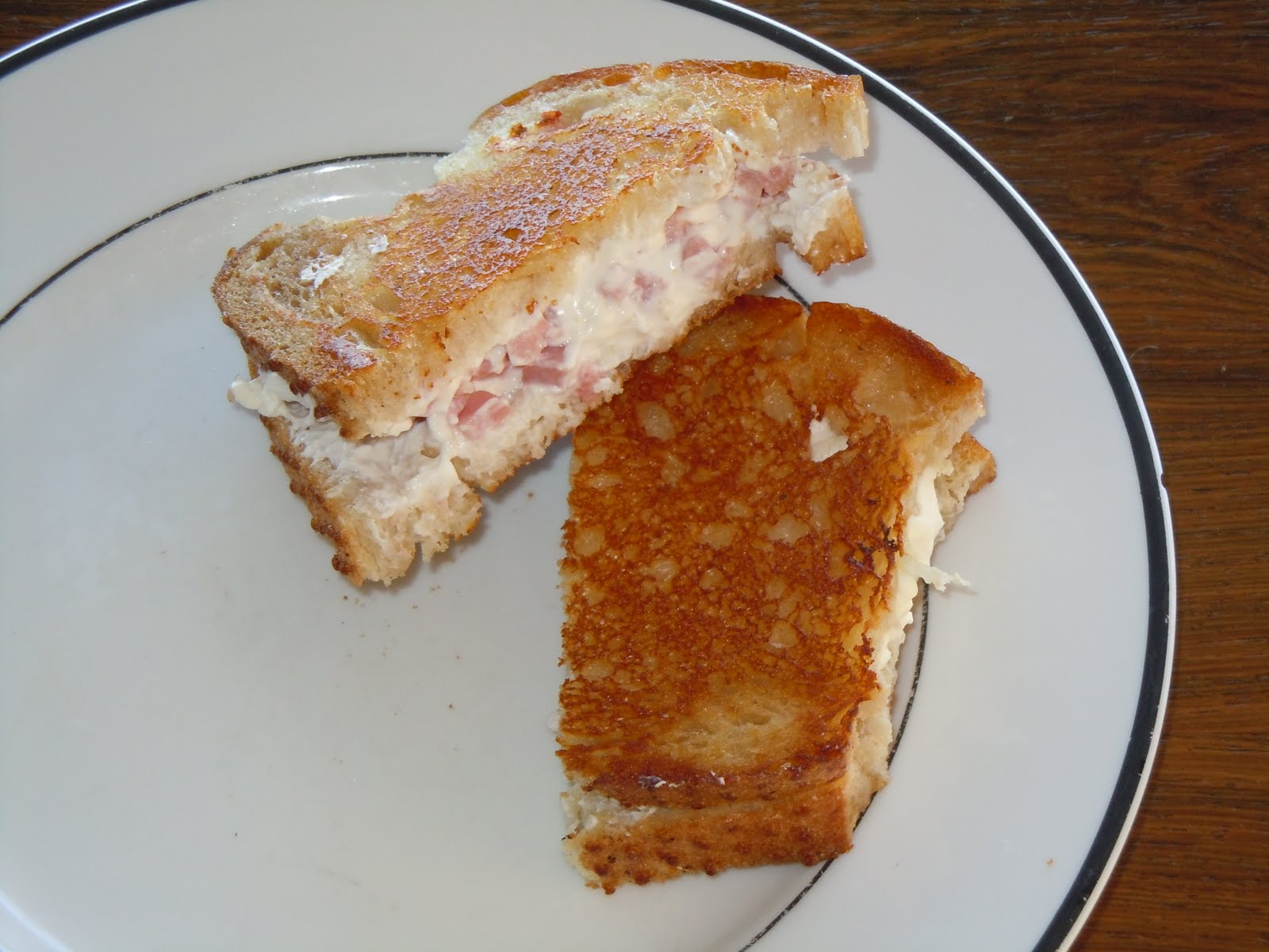 . Ham sandwiches are Hot Grilled Sandwich Recipes made. Hot Grilled ...