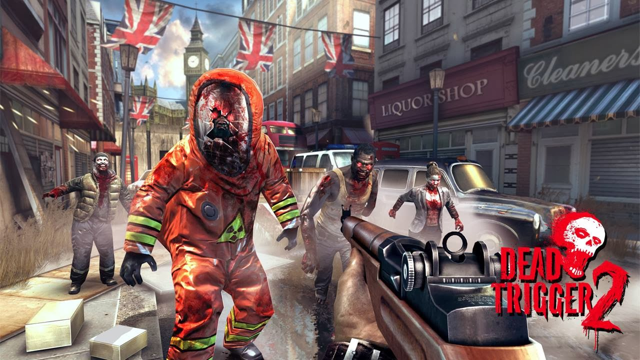 Dead Trigger 2 Apk v0.05.0 + Data Mod [Unlimited / Funcional / Torrent]