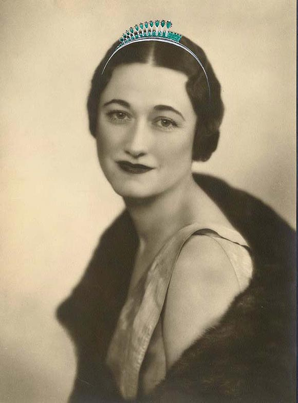 Wallis Simpson A Love Affair With Jewelry Daniella Kronfle