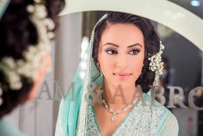 Maram Bridal Makeup Collection  2015