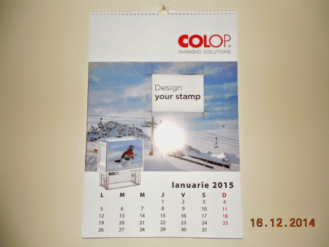 materiale promotionale COLOP