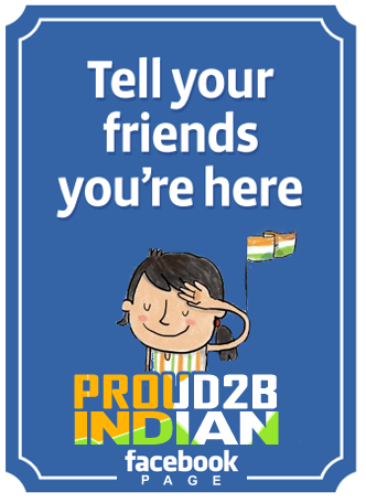 Proud to be indian Facebook