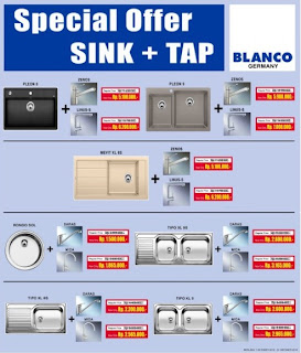 Promo Blanco Kitchen Sink 2012