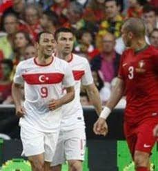 Uji Coba : Portugal dipermalukan Turki 1-3