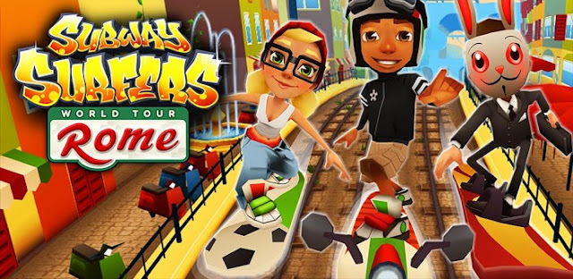 Subway Surfers 1.8.0 Mod (Unlimited Money) Apk Game Download