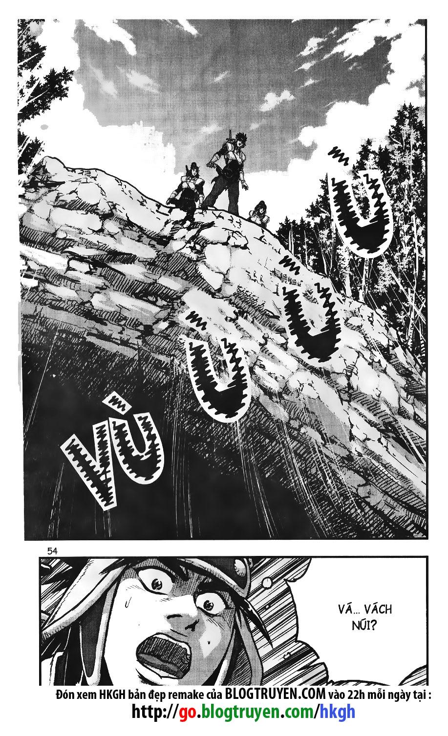 Hiệp Khách Giang Hồ chap 374 Trang 8 - Mangak.info
