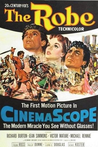 The Robe (1953) ταινιες online seires xrysoi greek subs