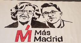 """Adelante """"MAS MADRID"""""""