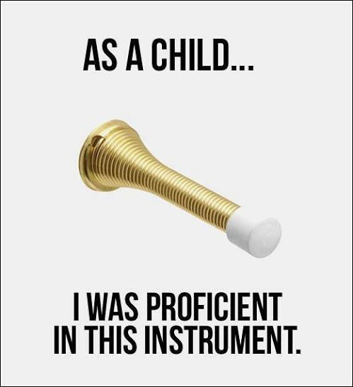 My Childhood Instrument