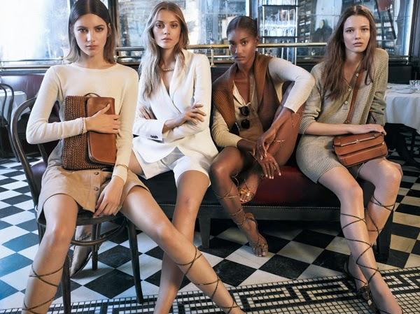 Massimo Dutti colección limitada moda primavera verano 2015
