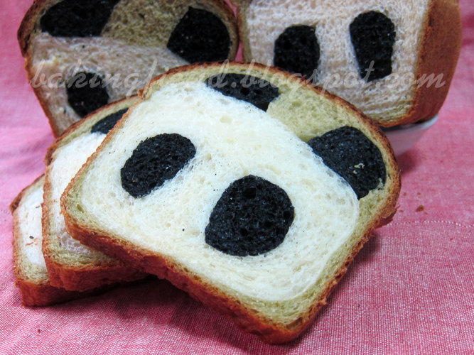 Panda Bread Recipe — Dishmaps