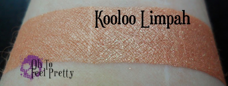 Kooloo Limpah Swatch