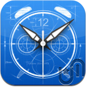 Awesome Clock (+Alarm/Weather/Sleep Timer) by BRID 1.6 for iPhone iPad and iPod Touch [CRACKED IPA DOWNLOAD]