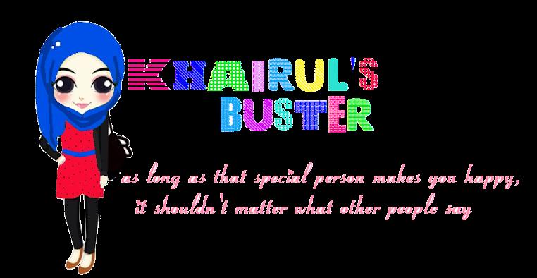 Khairul's Buster > si gadis ultras malaya